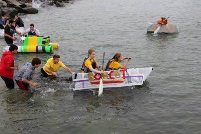Boat Race 2015