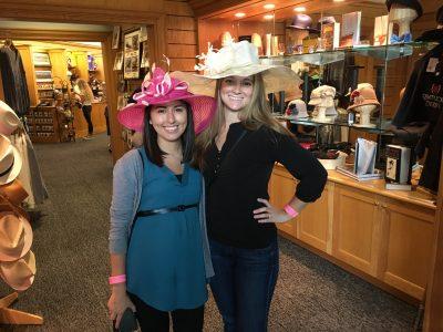 Jess and Melanie at NACEP